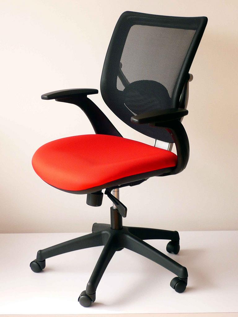Silla ergonomica comoda muebles para oficina muebles for Silla oficina comoda