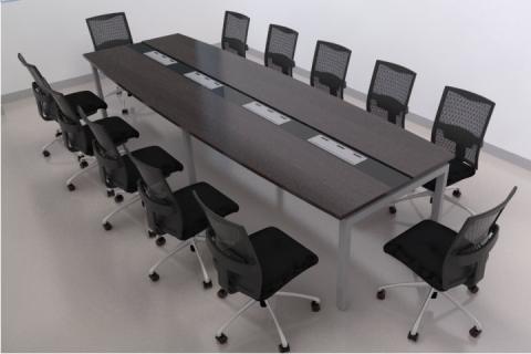 Mesa de juntas muebles para oficinas for Mesas de juntas para oficina