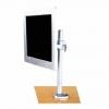 Soporte sencillo Premium Accesorio para LCD para oficina y hogar.Características – diseño: Capacidad de carga 10 kg.Compatible con VESA 75*75mm o 100*100 mm. Se instala en escritorio por prensa.Con llave bristol para ajuste de tensión del movimiento.Con 4 tornillos para fijar platina. Fácil ajuste de altura por medio de giro de perilla.