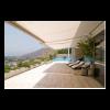 Los Toldos Proyectantes HunterDouglas® permiten una eficiente protección solar